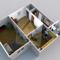 2 izbový byt, Liptovský Mikuláš, 64 m², Kompletná rekonštrukcia