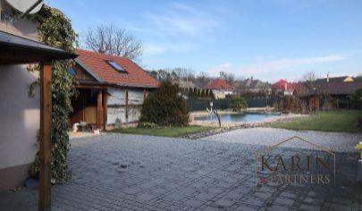 Malacky - rodinný dom so záhradou a jazerom na prenájom