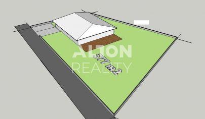 Ponúkame na predaj stavebné pozemky s kanalizáciou pre stavbu rodinného domu.