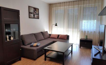 Dvojizbový, kompletne zariadený byt na prenájom v Šamoríne