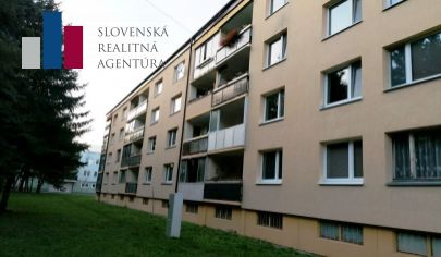 Na predaj 3 izbový byt, v tichej lokalite, Martin - Ľadoveň