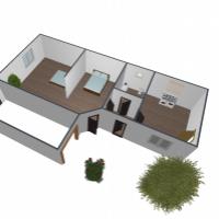 Rodinný dom, Krompachy, 100 m², Pôvodný stav