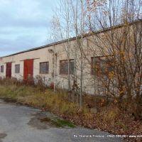 Sklad, Markušovce, 643 m², Pôvodný stav