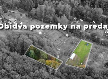 Pozemok v blízkosti lesa v okrajovej časti obce Margecany o celkovej rozlohe 972 m2