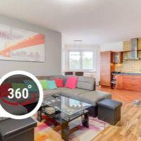 3 izbový byt, Rovinka, 82 m², Novostavba