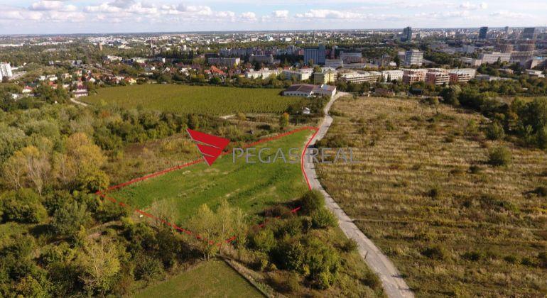 Lukratívny pozemok Bratislava III – Vinohrady VIDEOOBHLIADKA