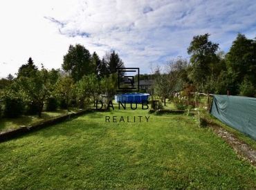 Predaj rodinný dom neďaleko Nitry v obci Hosťovce.