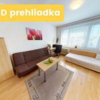 1 izbový byt, Zvolen, 39 m², Čiastočná rekonštrukcia