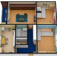 3 izbový byt, Stará Ľubovňa, 69 m², Pôvodný stav