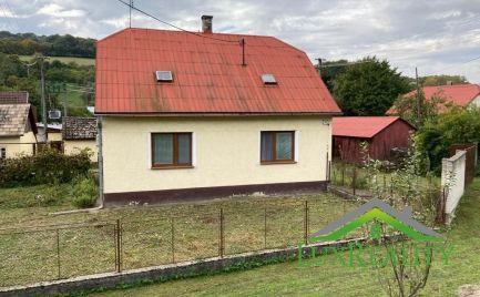 Rodinný dom, Nová Bošáca - REZERVOVANÉ