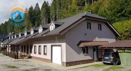 Investičná príležitosť - na predaj penzión v Jasenskej doline