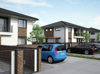 Posledné dva byty! 3 izbový byt s vlastnou záhradou a parkoviskom, Galanta časť KOLONIA
