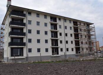 Novostavané 3 izbové byty na Pannónskom háji v meste Dunajská Streda