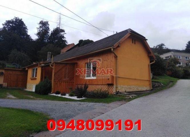 Rodinný dom - Cinobaňa - Fotografia 1