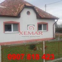 Rodinný dom, Chrastince, 80 m², Čiastočná rekonštrukcia