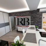 Na predaj zrekonštruovaný 1 izbový byt na Bučinovej ulici vo Vrakuni