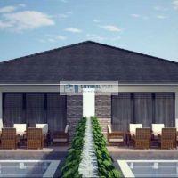 Rodinný dom, Andovce, 76 m², Vo výstavbe