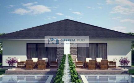 Novostavba 3 izbový rodinný dom Andovce
