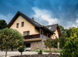 Na predaj LUXUSNÝ 5-izb. rodinný dom, Skalka nad Váhom, okr. TRENČÍN, 550.000,- €