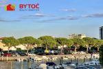 BYTOČ RK - 3-izb. byt s výhľadom na lagúnu a kanál v Taliansku na ostrove Grado - Pineta!