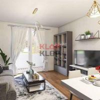 2 izbový byt, Rovinka, 47 m², Novostavba