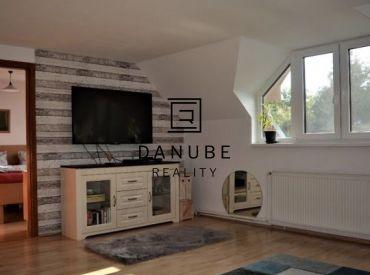 Predaj 4-izbový rodinný dom v tichej uličke v Pezinku.