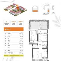 3 izbový byt, Zavar, 84 m², Kompletná rekonštrukcia