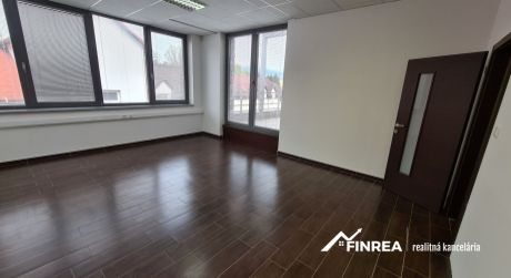 PRENÁJOM reprezentatívne kancelárske priestory - Aleja Slobody