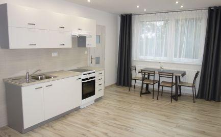 NOVÁ REKONŠTRUKCIA: 2-izbový byt na Sibírskej ul. v Trenčíne