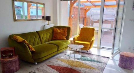 2- izbový byt na ulici Cesta Mládeže s predzáhradkou