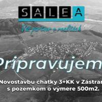 Chata, Kotrčiná Lúčka, 50 m², Novostavba