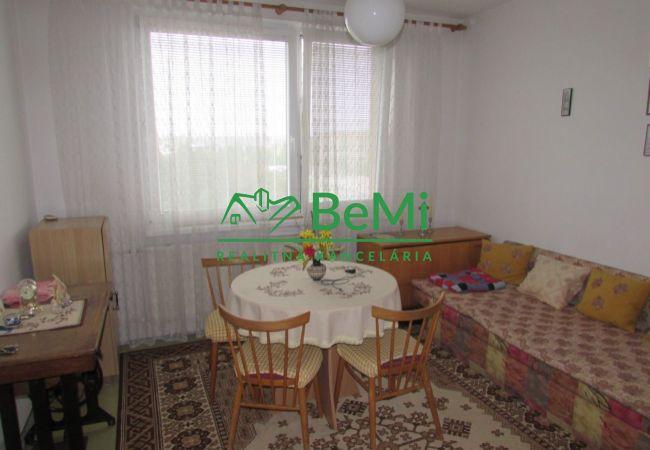 REZERVOVANÉ !!! Predáme 1 izbový byt - Zlaté Moravce (934-111-AFI)