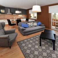 Apartmán, Veľký Slavkov, 77 m², Kompletná rekonštrukcia