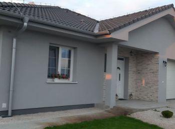 Nízkoenergetický 4 izbový rodinný dom v obci Jahodná, okr. Dunajská Streda