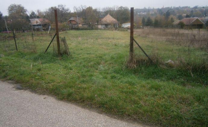 TOP! Exkluzívny stavebný pozemok v obci Dedinka na predaj.