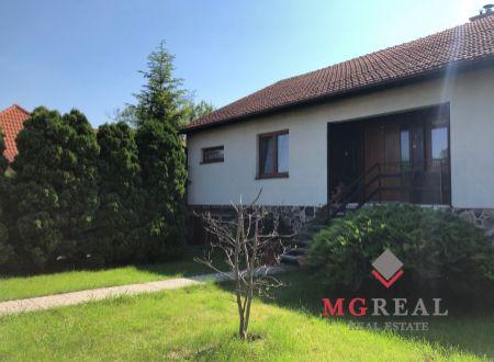 Rodinný dom Ludanice časť Mýtna Nová Ves / VYPLATENA ZALOHA