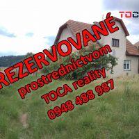 Rodinný dom, Bytča, 88 m², Pôvodný stav