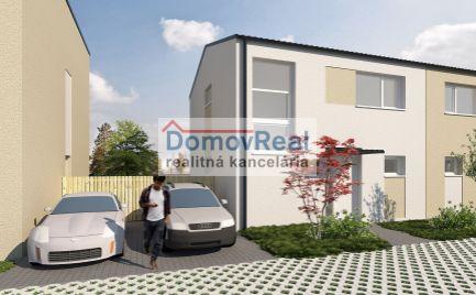 Moderný 4 izbový rodinný dom v obci Nový Život