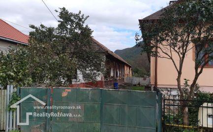Rodinný dom Brzotín