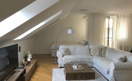 Pekný 2 izbový byt s dvoma loggiami