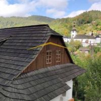 Chata, Špania Dolina, 130 m², Čiastočná rekonštrukcia