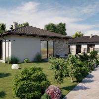 Rodinný dom, Nitrianske Hrnčiarovce, 113 m², Novostavba