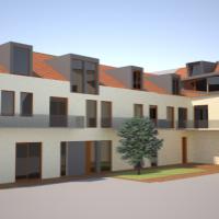3 izbový byt, Liptovský Mikuláš, 76.80 m², Projekt