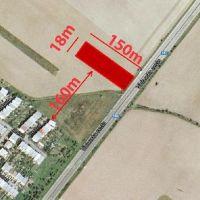 Pre bytovú výstavbu, Michalovce, 2636 m²