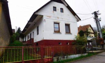 Ponúkame na predaj rekreačný domček v tichom prostredí v obci Petrova Lehota