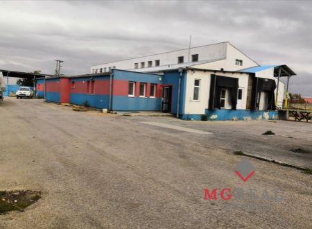 Prenájom výrobno-skladové priestory Veľké Bedzany