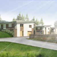 Rodinný dom, Oščadnica, 133 m², Vo výstavbe