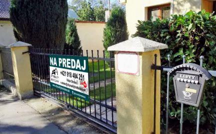 Útulný 4 - izbový rodinný dom Šamorín na predaj