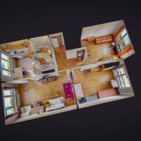 3 izbový byt, Banská Bystrica, 82 m², Kompletná rekonštrukcia