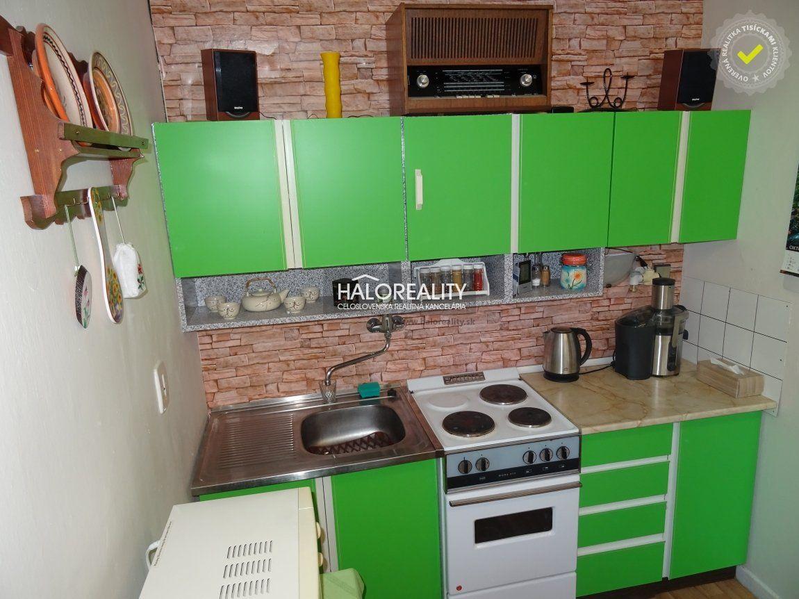 Predaj, jednoizbový byt Banská Štiavnica